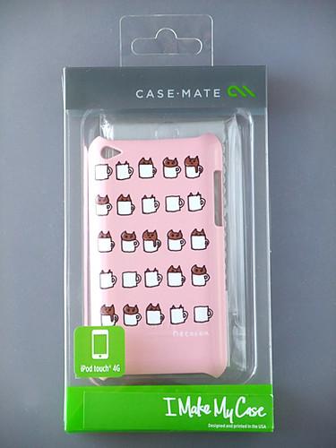 I Make My Case iPod case