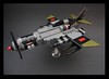 Focke-Wulfe 203 THYLACINE (nate_decastro) Tags: lego moc skyfi skypirate fighter dieselpulp warplane dieselpunk microscale