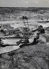 Mijnbouw - bauxietafgraving