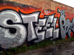 STEEL x POSE x NEKST 'No Ketchup' (billy craven) Tags: chicago pose graffiti steel msk d30 nekst