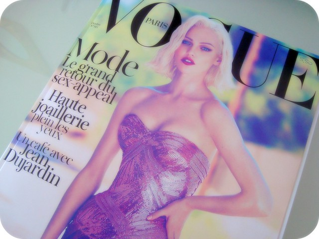 Vogue Paris Octobre 2011