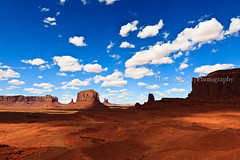 John Ford's Point (epjk) Tags: arizona sky panorama usa southwest clouds canon landscape nationalpark sandstone unitedstates canyon monumentvalley 5dmkii