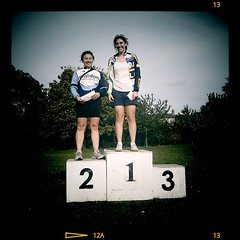 Boom on the podium in Essex