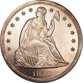 1850_Silver_Dollar_Obv