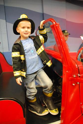 Fireman Ian