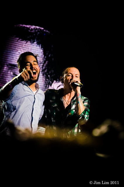 Linkin Park - Chester and Mike