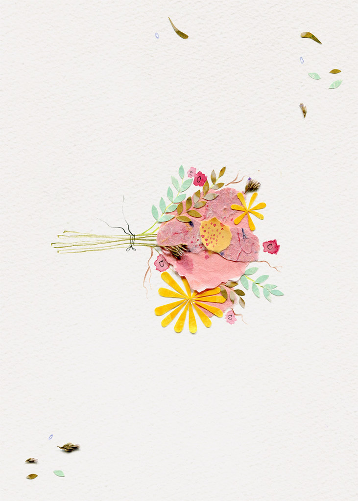 art design: beautiful flower art and cards