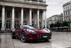Grand Cru ([ JR ]) Tags: city red france car canon eos one 1 town amazing place suisse martin geneva geneve wine theatre swiss unique bordeaux grand jr explore exotic 17 50 tamron bugatti 77 rare exclusive supercar ville aston spotting magma combo veyron sighting v12 550 aquitaine gironde comedie 550d