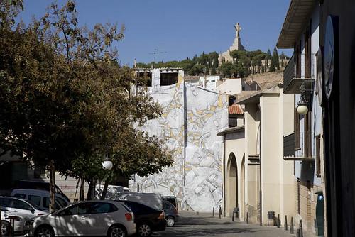Blu at Avant-Garde Urbano 2011