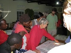 rowe teaching uganda