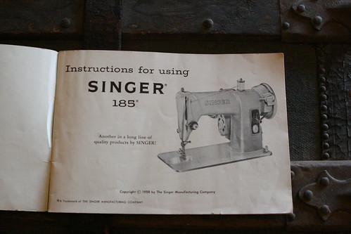 1958 singer manual.