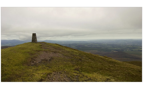 Knockmealdown Trig Pillar