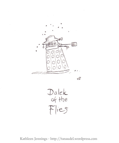 Dalek of the Flies