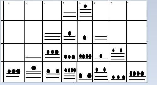 Mayan Numbers capture