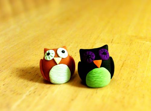Chubby Owls