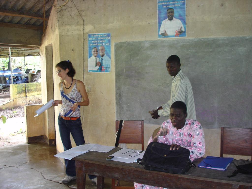 atelier warrantage Togo