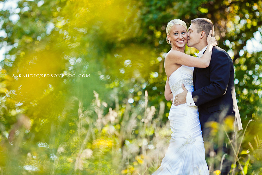 Hawthorne House wedding Parkville Missouri