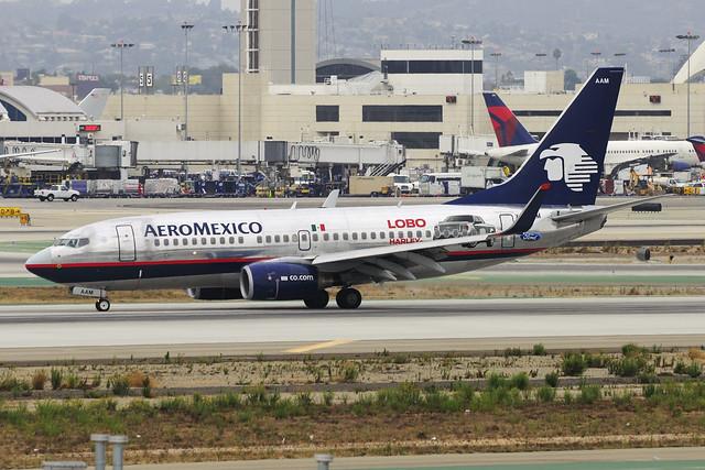 Aeromexico 737-752/W (XA-AAM)
