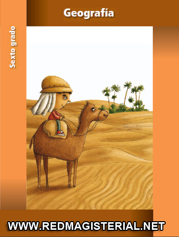 Libro de Geografía – Sexto Grado