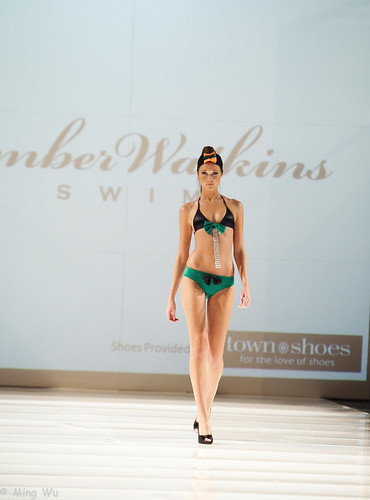Ottawa Fashion Week 2011 - Amber Watkins