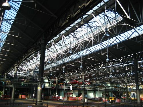 Spitalfields Market roof