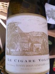 2007 Bonny Doon Vineyard Le Cigare Volant
