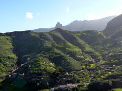 Gran Canaria - Valsequillo in the winter ...