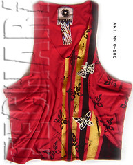 Art. N 0-100 (TECHAR - colored fashion art) Tags: color artesanal colored ropa indumentaria techar pintadaamano fashionart diseoindependiente summer2012 techariindumentaria