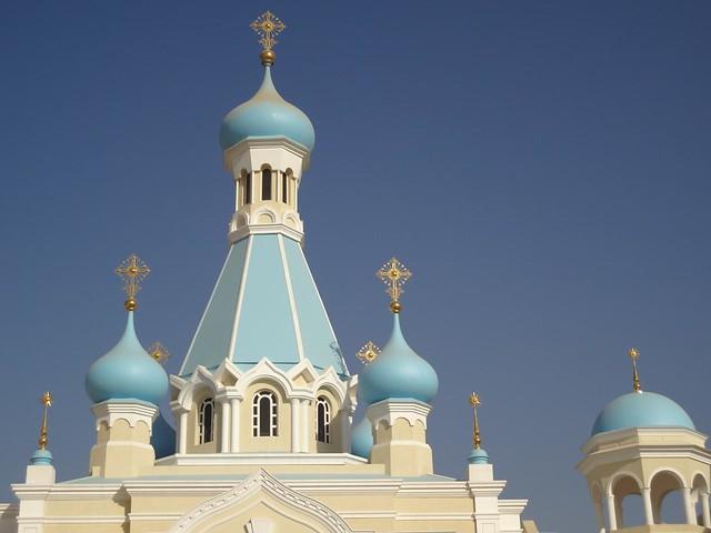 Igreja Ortodoxa Apostolo Sao Filipe, Sharjah EAU