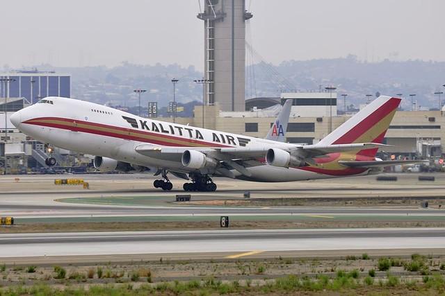 Kalitta Air Boeing 747-2B4B(SF) (N713CK)