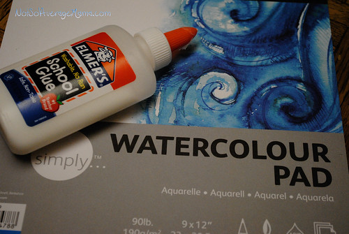 watercolorandglue