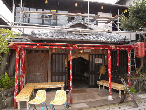 カフェ『ナイヤビンギ』@生駒市-01