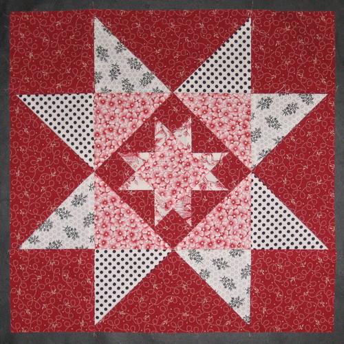 Konda's Star by Jovita's Patchwork Atelier