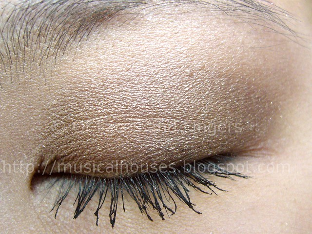 mimididi 3D diamond powder eyeshadow eotd 2