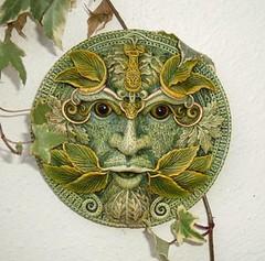 Green Man (Laird of Kiloran) Tags: greenman jackinthegreen