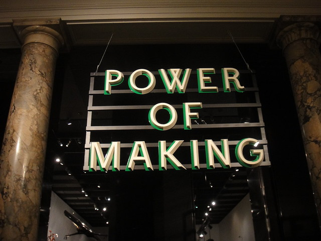 V&A Lates - Power of Marking 30/09/11