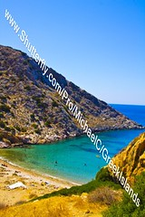Syros, Greece. (transcendentant) Tags: blue vacation sun warm turquoise peaceful greece timeless unspoiled syros 2011 transquil posidonia poseidonia delagratzia