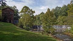 274/365: Saturday, October 1, 2011: Teneriffe Roller Mills at Daniel's Dam, Catlett, Virginia (Stephen Little) Tags: virginia 101 tenerife 274 fauquier day274 project365 catlett danielsdam 10111 365project 274365 sigma18250 sigma18250mm sigma18250mmf3563 sigma18250mmf3563dcoshsm project36612011 sonya55 2011yip sonyslta55 3652011 slta55 sonyslta55v jstephenlittlejr 10012011 1012011 project36510012011 sigma18250mmf3563dcoshsm880205 sonyalphaslta55v 1oct2011 catletthistoryday teneriffemills tenerifferollermills saturdayoctober012011 project36501oct11 01oct11