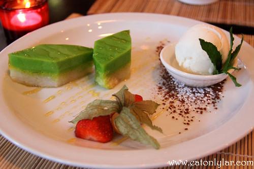 Seri kaya, Ning Malaysian Restaurant & Cookery School