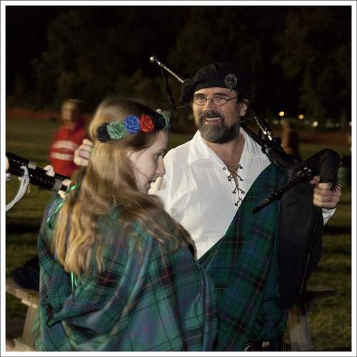 Scottish Games And Festival At Night 4
