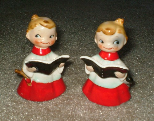 Holt Howard Christmas Choir Boys by HoosierPyrex