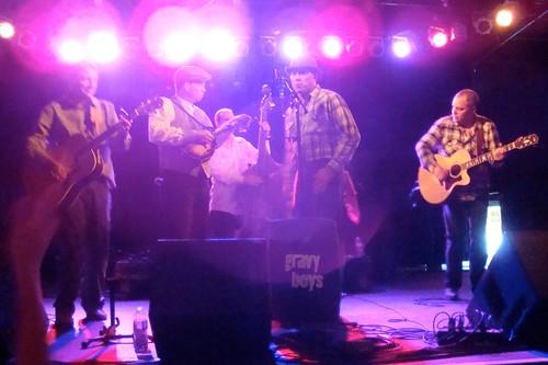 Gravy Boys @ CMF 2011