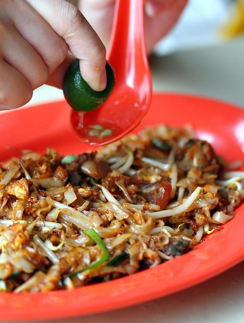 Penang Seafood Restaurant: Penang Char Kway Teow
