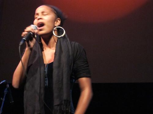 Mimmi Tamba sings the blues!