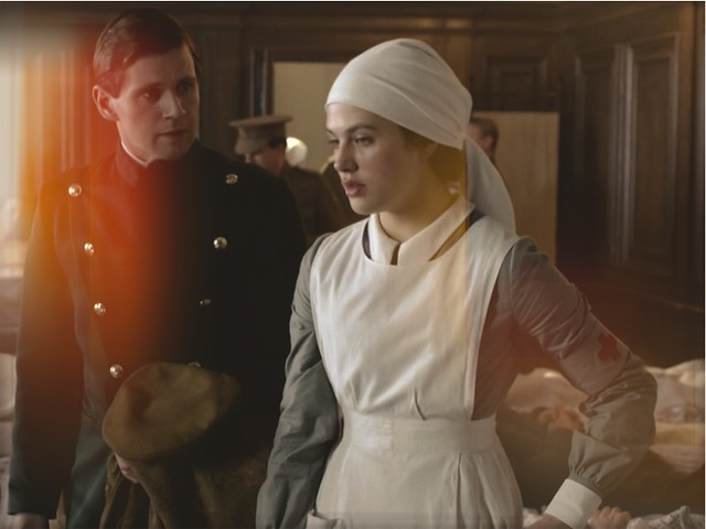 Downton Abbey Sybil/Branson