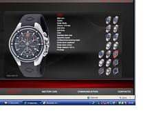 chrono 550 (Boubou&Minouchette) Tags: sector chrono 550 rubber danstrap
