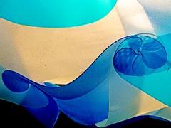 curva azul (Clauminara) Tags: abstract mxico mexico abstracto mejico