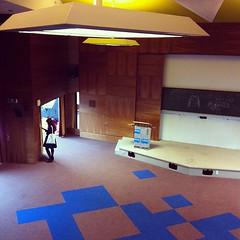 Auditorium from above