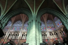 The Saint Bavo Cathedral, Ghent _ BELGIUM (Hewraman (busy as hell ) :-)) Tags: niceshot musictomyeyeslevel1