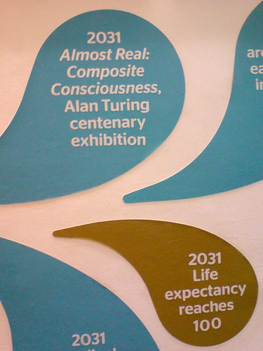 Almost Real: Composite Consciousness, Alan Turing centenary exhibition